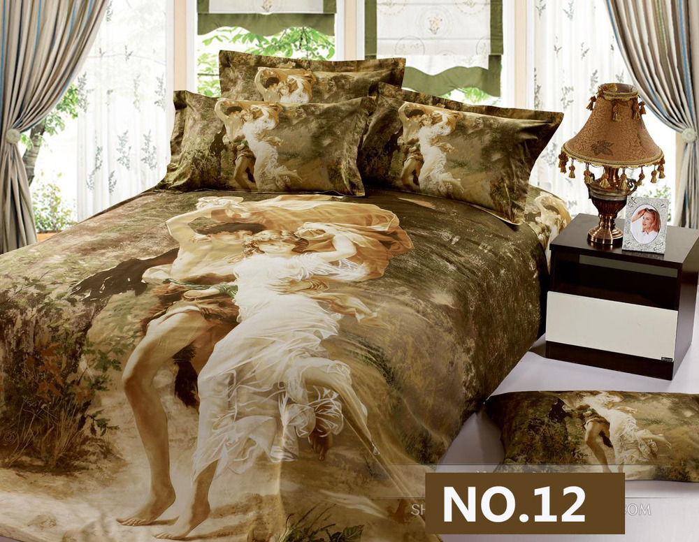 Unique Duvet Covers Uk Twin Xl Luxury Modern Bedding Sets Oil Painting Comforter Set Designer