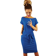 784b1ac1fe56 Großhandel blue dress midi Gallery - Billig kaufen blue dress midi ...