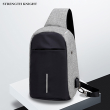 Men's Shoulder Bag Fashion Men Crossbody Bag Men Chest Bags Casual Fashion Oxford  Men Messenger Bag fashion neutral laser beach bag classic style messenger crossbody bag chest bag p dropship