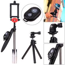 Handheld Stabilizer Stand Tripod Mount Adapter For Camera Smartphone With Remote Bluetooth,Tripod for Camera Studio Shooting