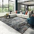 Ковры и коврики для гостиной  для дома  ковер для спальни  3D персидский скандинавский ковер  длинный меховой Пушистый Ковер Karpet