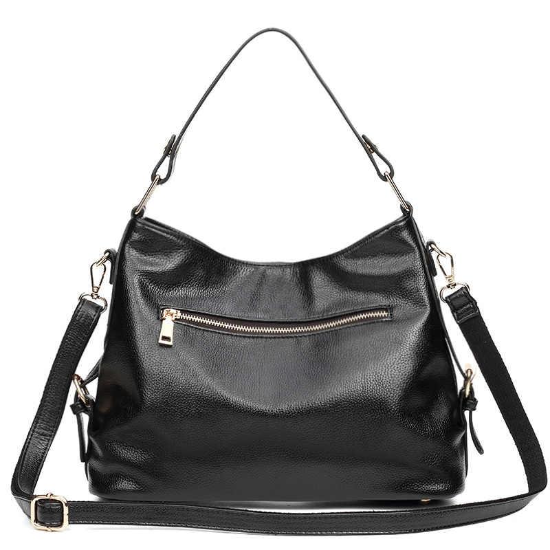Vintage femmes Messenger sacs avec gland grande capacité femmes sacs épaule fourre-tout sacs célèbres Designers en cuir sacs à main nouveau C760