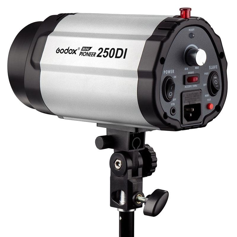Godox 250DI 250wsโทมินิสตูดิโอถ่ายแฟลชMonolightการถ่ายภาพแสงแฟลชกับโคมไฟกล้องDSLR-ใน แฟลช จาก อุปกรณ์อิเล็กทรอนิกส์ บน AliExpress - 11.11_สิบเอ็ด สิบเอ็ดวันคนโสด 1