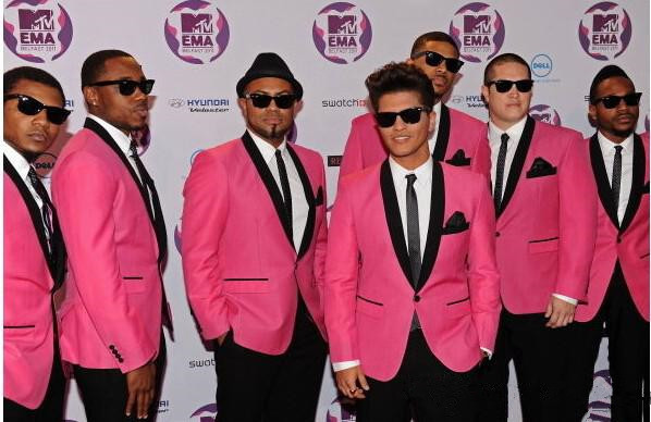 Popular Tuxedo Suit Pink and Black Jackets for Men-Buy Cheap ...