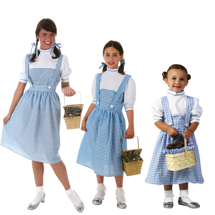 New IREK New Cosplay costume children cartoon fun Halloween costume Wizard of Oz high quality  HY