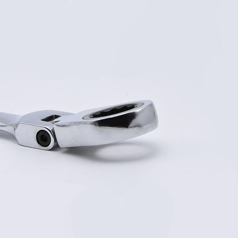 5 ks 10,13,14,17,19 mm Flexibilní oboustranná hlava Kombinace - Ruční nářadí - Fotografie 2
