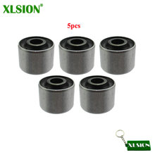 Xlsion 5 Mesin Mount Bushing untuk GY6 50cc 80cc 4 Stroke 139QMB Skuter Moped ATV Go Kart(China)