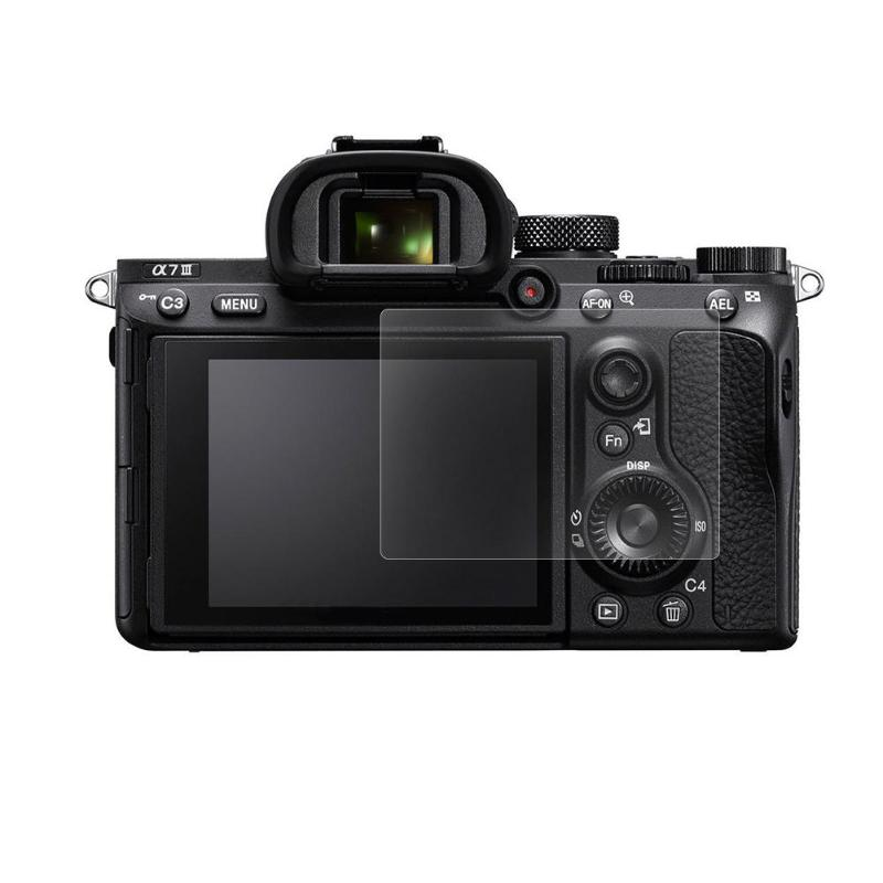 ALLOYSEED Digital Camera LCD Screen Protector 9H Tempered Glass Protective Film Cover For Sony