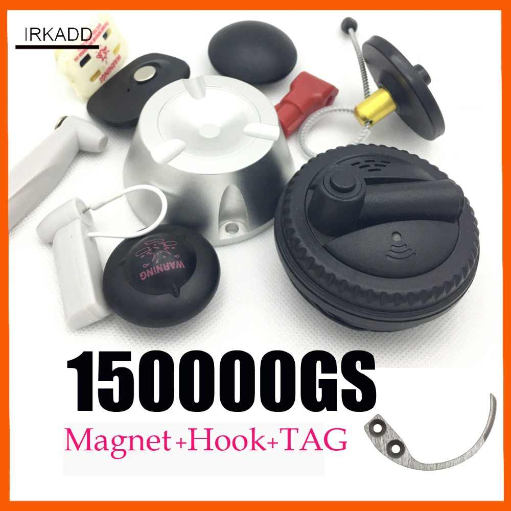 Magnetic detacher 15000GS universal security tag