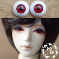 1Pair Retail Beautiful Acrylic Eyes Doll Accessories  BJD Doll Eyes 12MM 14MM 16MM
