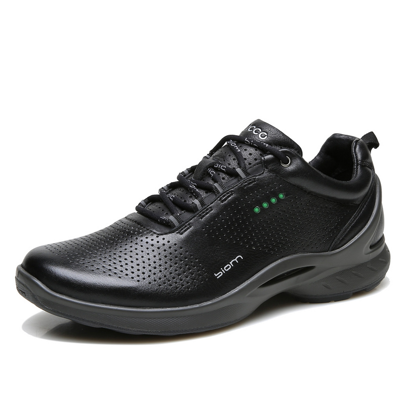 ECCO Men's Shoes Spring New Casual Daily Running Shoes Breathable  Soft Comfortable Men's Shoes  837514