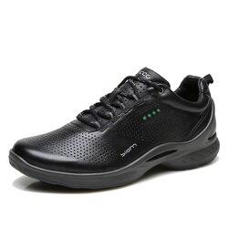 ECCO zapatos para hombre primavera nuevos zapatos casuales para correr diarios transpirables suaves cómodos zapatos para hombre 837514