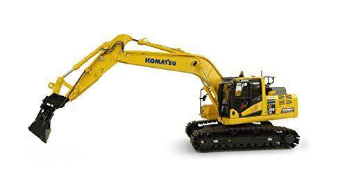 UH8123 1:50 Komatsu PC210LCI 11 อัจฉริยะ Excavator toy-ใน โมเดลรถและรถของเล่น จาก ของเล่นและงานอดิเรก บน   3
