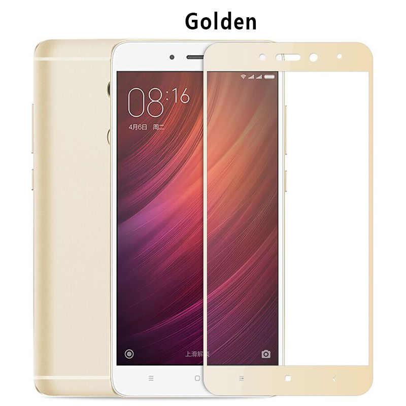 Copertura completa di Vetro Temperato Per Xiaomi Redmi 4X Prime Pro 4A 5A Nota 4X MTK X20 32GB 64GB globale Versione 4X Snapdragon625 Nota 5