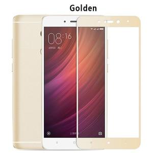 Image 3 - מלא כיסוי מזג זכוכית עבור Xiaomi Redmi 4X ראש Pro 4A 5A הערה 4X MTK X20 32GB 64GB הגלובלי גרסה 4X Snapdragon625 הערה 5