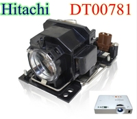 High Quality Projector Lamp Bulb DT00781 for Hitachi CP-X1 CP-X2 CP-X4 CP-X253 CP-RX70 HCP-60X HCP-70X HCP-75X HCP-76X ED-X20