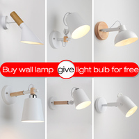 Wall lamp for reading night light P328 living room aisle balcony bedroom installation eye modern minimalist lamps