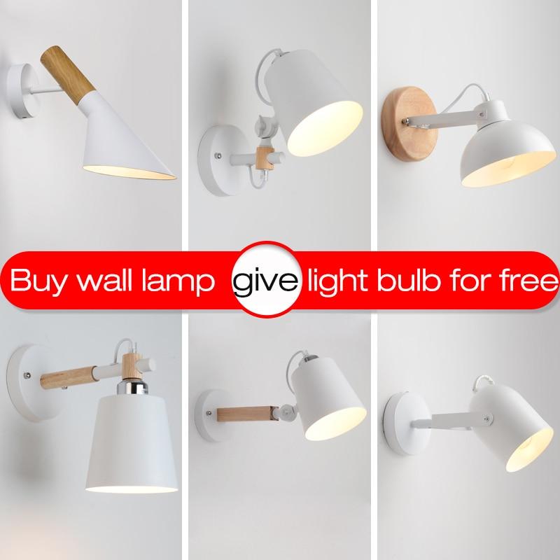 Wall lamp for reading night light P328 living room aisle balcony bedroom installation eye modern min