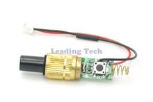 INDUSTRIAL/LAB 3VDC 20 mw 532nm Green Laser Diodo Módulo 13x48mm
