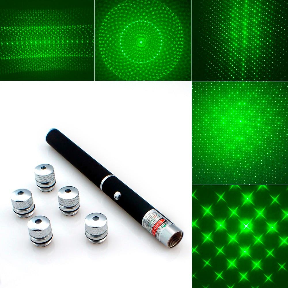 Ulduzlu 5mW 532nm Qırmızı YaşılBlue Lazer Qələm Ulduzları - Ofis elektronikası - Fotoqrafiya 4