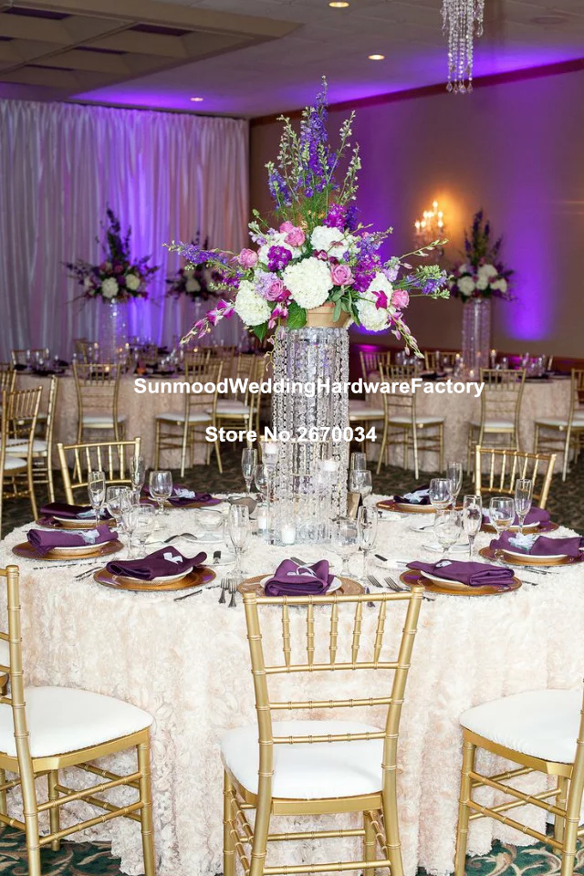 Crystal Table Top Chandelier Centerpieces For Weddings Crystal