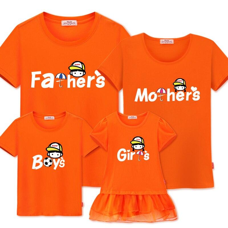 Сім'ї відповідний одяг новий літній - Дитячий одяг - фото 6