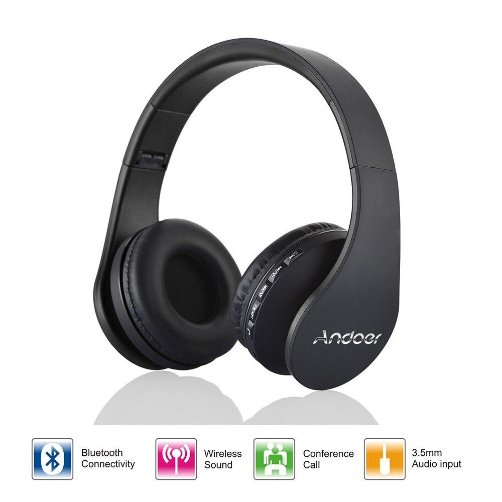 HTB1IWvHIXXXXXcIXpXXq6xXFXXXv - Docooler LH-811 Headphones Wireless Stereo