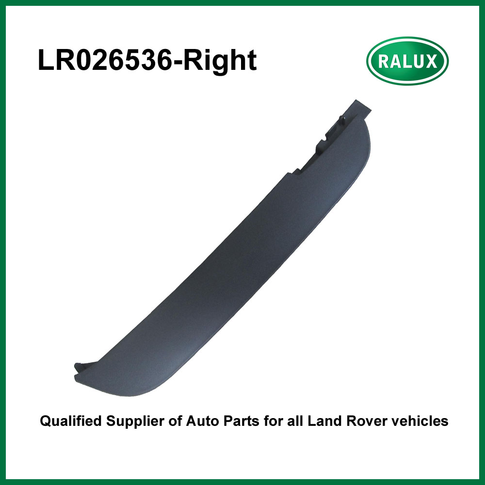 New Front Bumper Deflector Right For 2010-2012 Land Rover Range Rover LR020485