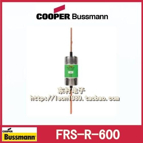 US BUSSMANN Fuse Fuse FUSETRON FRS-R-600 600V 600A AMP