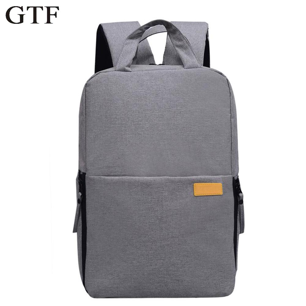 GTF DSLR Camera Bag Laptop Backpacks Waterproof Rucksack Travel Multifunctional Backbag for Camera Lens Tripod Accessories Bags