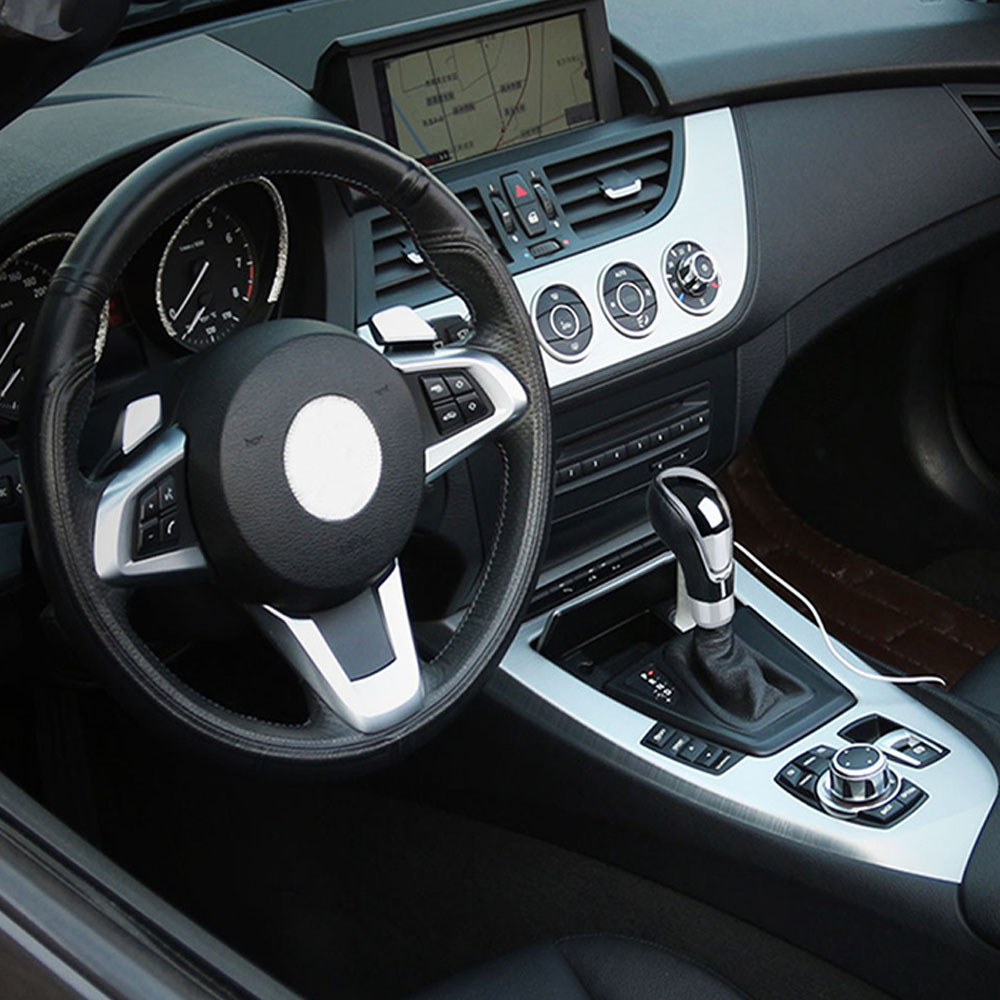 Gear Shifter LED Sensor Licht Illuminator Hoofd Touch Light Auto Styling Accessoires Versnellingspookknop Auto Interieur Onderdelen - 4