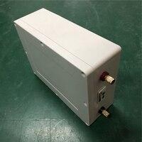 Hxx 리튬 이온 12 v 100ah 최대 전력 1260 w 프리즘 셀 pcb 표시기 14mm 터미널 배터리 에너지 저장 야외