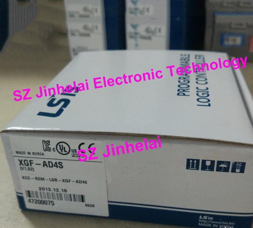 100% Nuovo e originale XGF-AD4S LS PLC Analogico di Ingresso 4 Canali100% Nuovo e originale XGF-AD4S LS PLC Analogico di Ingresso 4 Canali