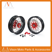 Motorcycle Front Rear Wheel Hus Rim Set 3 5 4 25 17 3 5 5 0