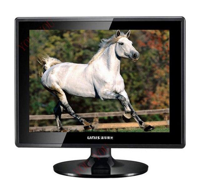 1024*768 HD 14 дюймовый Компьютер ЖК-Экран Щит Глаз Ноутбука Внешний Монитор VGA Отображения Рабочего Стола