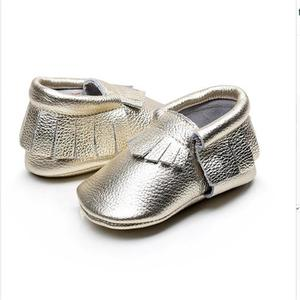 Image 3 - hot sale baby moccasins soft moccs baby shoes Free shipping &Drop shipping Toddler shoes