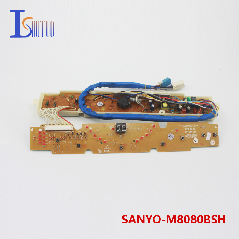 SANYO washing machine computer board m8080BSH brand new spot commodity tle4729g automotive computer board