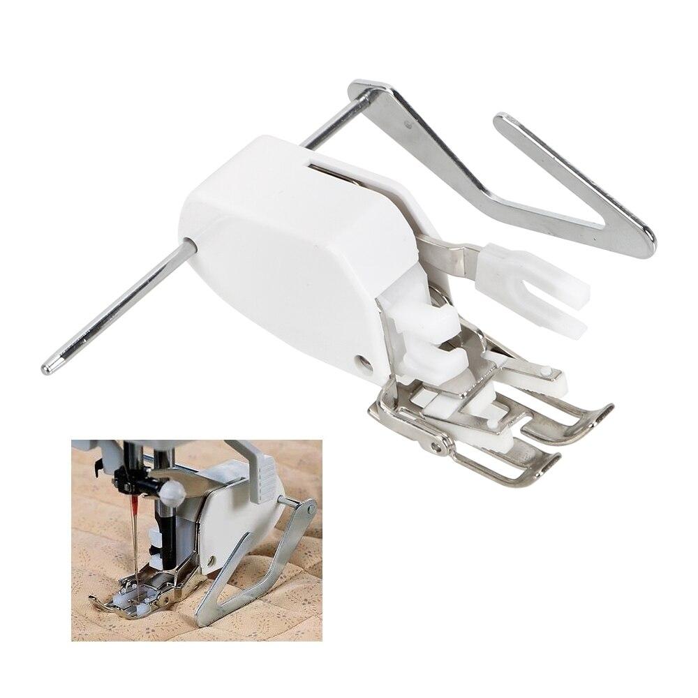 Прижимная лапка для швейной машины с низким хвостовиком для одежды