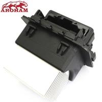 Aroham For Citroen C5 Peugeot 208 207 Renault Heater blower fan motor resistor 7701209850 509961 6441.AF 6441AF 6441.AA 6441AA