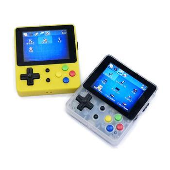 Mini 2.6 Inches Screen Handheld Game Console Children Retro Game Mini Family TV Video Game Console D25