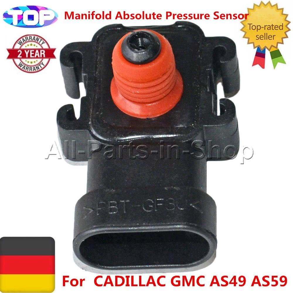 AP03 Brand New For ISUZU/SAAB/BUICK/CADILLAC FOR GMC AS49 AS59 Manifold Absolute Pressure Sensor