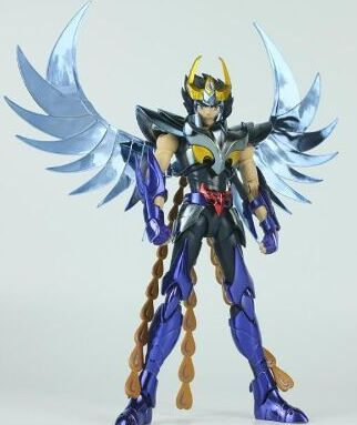in stock GREAT TOYS Phoniex ikki V3 EX final GT gold bronze action figure toy metal armor