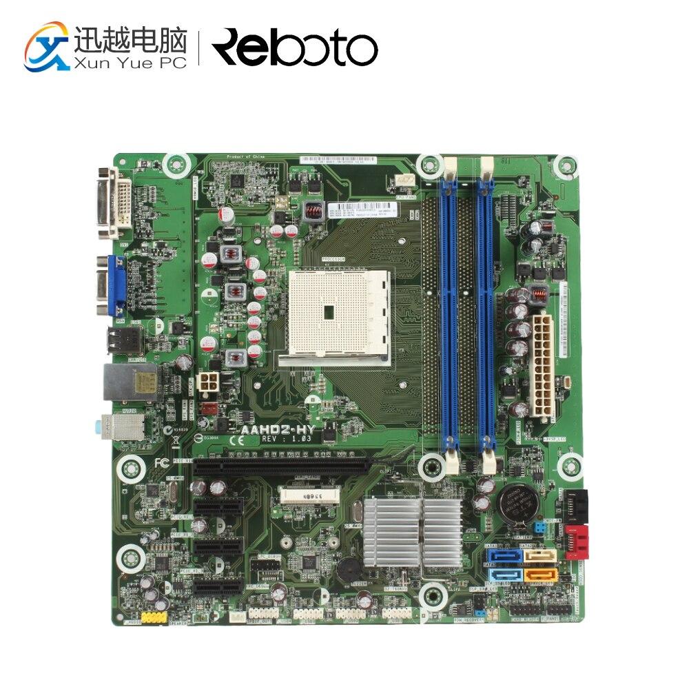 For HP AAHD2-HY Desktop Motherboard A55 Socket FM1i3 i5 i7 DDR3 16G SATA3 USB2.0 M-ATX hp v1405 16g page 1