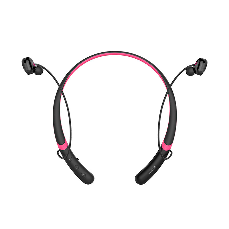 Dacom L02 Neckband IPX5 Waterproof Handsfree Stereo Sport Headset Wireless Bluetooth Earphone Headphone