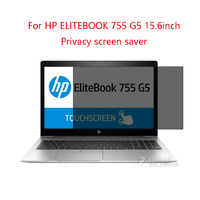For HP ELITEBOOK 755 G5 15.6inch laptop screen Privacy Screen Protector Privacy Anti Blu ray effective protection of vision