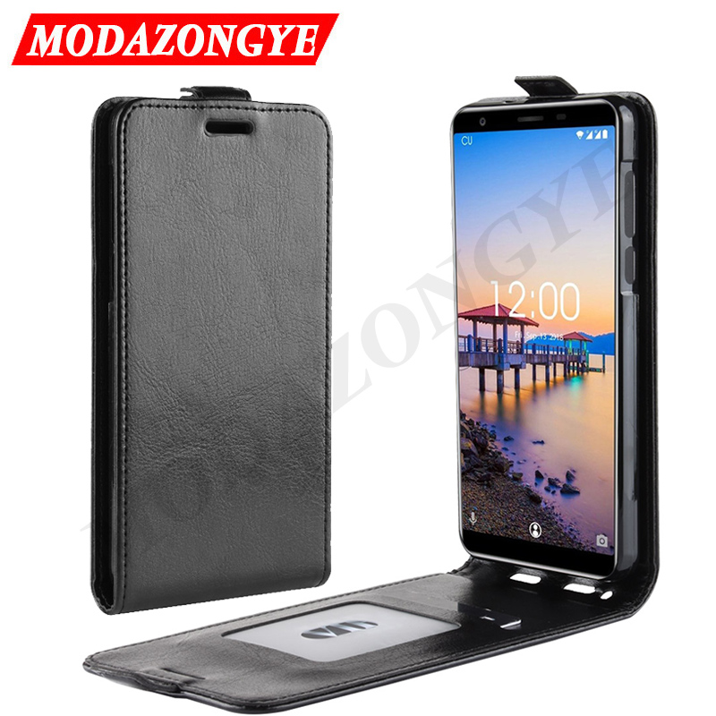 <font><b>Oukitel</b></font> C11 Pro Case 5.45 Luxury Wallet PU Leather Phone Case For <font><b>Oukitel</b></font> C11 Pro <font><b>C11Pro</b></font> OukitelC11Pro Case Flip Back Cover image