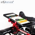 5 Цветов Универсальный Велосипедов Телефон Стенд Алюминиевый Велосипед Руль Держатель Для iPhone Samsung Nokia Велоспорт Аксессуары