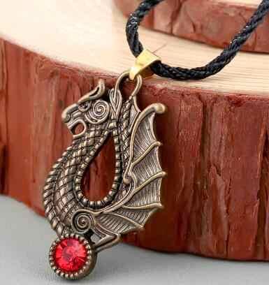 10 sztuk/partia Nordic Kolovrat słowiański naszyjnik mężczyźni brązowy wilk wisiorek z motywami zwierząt amulety Symbol Viking biżuteria kobiety oświadczenie naszyjnik