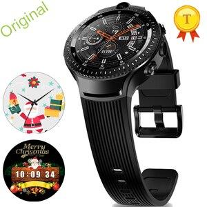 Image 5 - אנדרואיד 7.1 LTE 4 גרם חכם שעון 1 + 16 gb זיכרון תמיכת כרטיס ה SIM WIFI GPS מפת גוגל Smartwatch 5MP + 5MP מצלמה כמו M7/8 Z28 W2