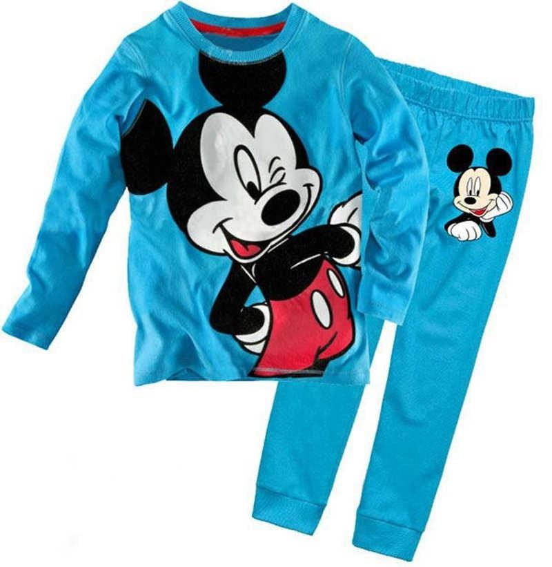 Girl pajamas sets (7)